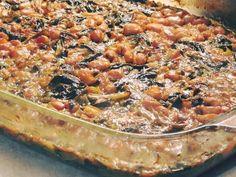 Πεντανόστιμες Χάνδρες με σπανάκι στο φούρνο! Cookbook Recipes, Cooking Recipes, Fun Cooking, Paella, Vegetable Pizza, Pasta Salad, Recipies, Food And Drink, Vegetarian
