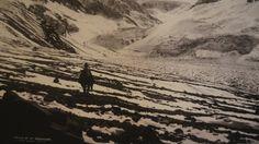 Valle de la Desolación, ca. 1910 Técnica Albúmina/ 38 x 28 cm Colección MHNV