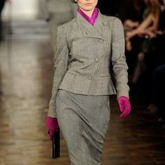 All the Drool-Worthy Downton Looks from Ralph Lauren Fall 2012 - Racked