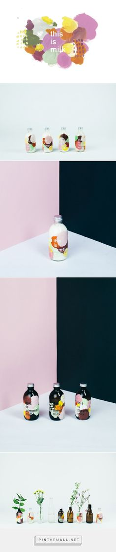 this is _ milk (Student Project) on Packaging of the World - Creative Package Design Gallery... - a grouped images picture - Pin Them All