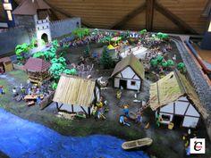 Playmobilausstellung in Konstanz