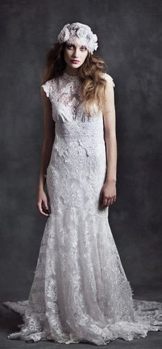 35de2cb9 Jophiel | Claire Pettibone Gothic Angel Collection 2015 | www.onefabday.com  Gothic Angel