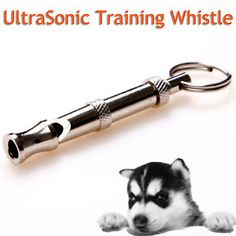 nice Pet Puppy Gun Dog UltraSonic Obedience Training Whistle Ajustable Pitch Audible