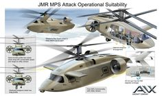 Future Attack Helicopter Jet | ... aircraft is proposed in both attack and utility variants. (Courtesy