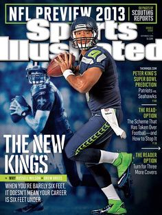 Russell Wilson Si Cover