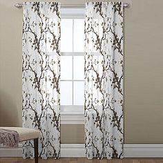 jcp | Daphnia Sheer Rod-Pocket Curtain Panel