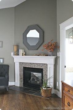 Thriftydecorchick blog.  Beautiful home!
