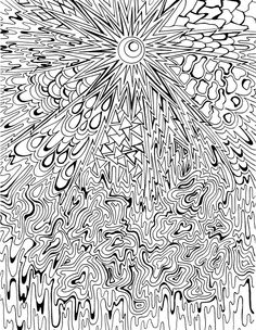 Welcome to Dover Publications Zentangle Coloring Pages For Grown Ups, Cool Coloring Pages, Coloring Pages For Kids, Coloring Sheets, Coloring Books, Abstract Coloring Pages, Pattern Coloring Pages, Printable Coloring Pages, Doodle Coloring