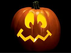 9 Best Images Of Simple Pumpkin Carving Printable Stencils Free Easy Face Templates And