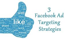 There are 3 really smart ways using which you can target your campaign like an expert. Let's talk about them. #Facebook #campaign #advertising