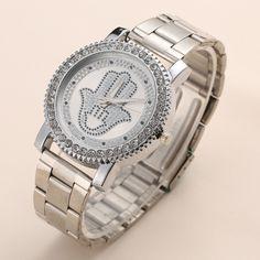 Gift Watch Casual Women Watches Palm Clock Quartz Hodinky reloj dama drop shipping Wholesale #Affiliate