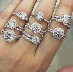 #tacori #verragio #engagement #wedding #rings
