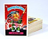 #5: 1986 Topps Garbage Pail Kids 4th Series 84 Card A and B Set