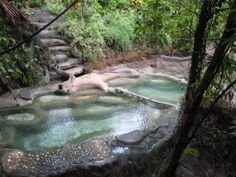 Hot Spring & Spa en Krabi