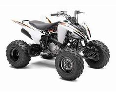 1000 images about 4 wheelers side by sides on pinterest for Four wheelers yamaha for sale