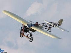Bleriot Xi - Amicale Jean-Baptiste Salis - Sanicole Airshow (1988)