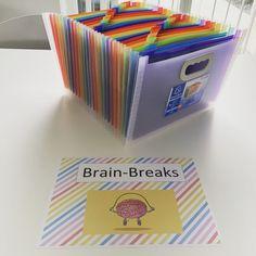 Brain-breaks – Skolelærerlife Ice Breakers, Brain Breaks, 13 Year Olds, Classroom, Teaching, Education, School, First Grade, Creative