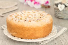 torta della nonna alla ricotta