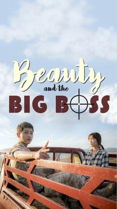 Beauty and the big boss Song Joong-ki and Song Hye-kyo Yoo Shi-jin and Kang Mo-yeon Descendants of the sun Korean Drama Quotes, Korean Drama Movies, Korean Dramas, Desendents Of The Sun, Song Joon Ki, K Pop, Sun Song, Songsong Couple, The Big Boss