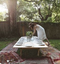 summer Moroccan dinner party inspo Ruthie Lindsey via Tiffany Mitchell offbeatandinspired