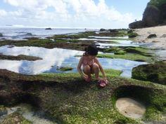 Instagram의 kim hye ju님: #이런바다는처음이지 #불가리리조트해변 #발리