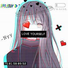 27 ideas for wallpaper celular anime girl Dark Anime Girl, Cool Anime Girl, Cute Anime Pics, Sad Anime, Beautiful Anime Girl, Anime Neko, Kawaii Anime Girl, Anime Art Girl, Manga Anime