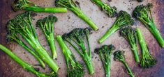 This roasted broccolini side dish pairs well with just about every meal. No, seriously, it does and you'll have to try it to believe us!B