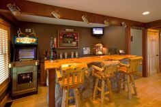 The Man Cave in Ceda