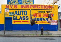 Jose and Midnight: Hunts Point, Bronx by Chris Arnade