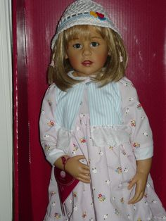 Anna Doll by Sissel Skille for Gotz Made in Germany in 2002 All Originals | eBay