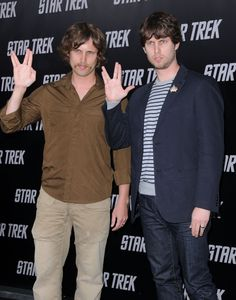 Jon and Dan Heder. Twins! O M My Gee! Wow