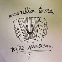 Find images and videos about cute, :) and funny accordion joke on We Heart It - the app to get lost in what you love. Funny Cards, Cute Cards, My Funny Valentine, Valentines, Valentine Theme, Cute Quotes, Funny Quotes, You Are Awesome Quotes, Boy Quotes