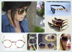 DIY: Solglasögon