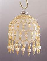 Deco Dangle Ornament Cover Pattern