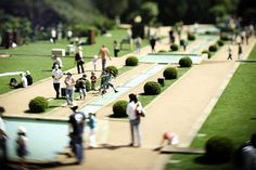 Real Life-Size Made Miniature: 7 Tilt-Shift Photographers