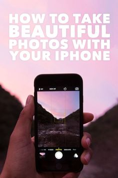 Make the most of your iPhone camera with these iPhone photography tips