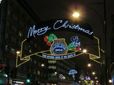 It's a Marmite Christmas in London