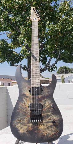 Easy Guitar, Guitar Art, Electric Guitars, Hard Rock, Type 3, Rock And Roll, Bass, Theater, Paradise