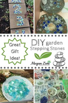 How to make garden stepping stones with kids - Choosing sustainable arts and cr. - How to make garden stepping stones with kids – Choosing sustainable arts and crafts that can be - Stepping Stones Kids, Stepping Stone Walkways, Decorative Stepping Stones, Mosaic Stepping Stones, Stepping Stone Crafts, Garden Gifts, Diy Garden Decor, Garden Steps, Garden Paths