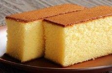 Hot milk cake - Torta al latte caldo - Fidelity Cucina Sponge Cake Recipes, Easy Cake Recipes, Sweet Recipes, Baking Recipes, Dessert Recipes, Microwave Sponge Cake, Cake Au Lait, Basic Cake, Spring Desserts