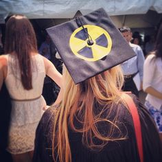 Nuclear engineers graduate better.
