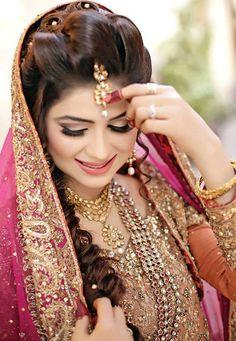 Mayun Bridals Makeup Looks Dresses Designs 2019-2020 ...