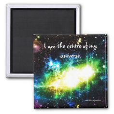 New item from the Abby Wynne Collection! 15% off code: LUCKYTEE4YOU http://www.zazzle.com/abby_wynne_collection_i_am_the_centre_magnet-147544058897328056 #abbywynne #inspiration #healing #energy #spirituality #universe #cosmic