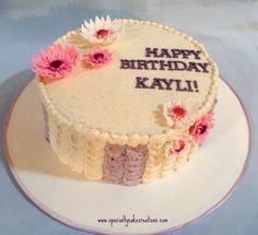 Specialty Ube Halaya Cake