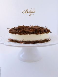 Cheesecake de Chocolate • Chocolate Cheesecake | Doces do Bosque