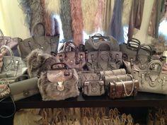 Sublimes nuances de gris pour les accessoires de la Ralph Lauren CollectionAutomne2014