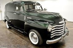 1953 Chevrolet Panel Truck H53K039292