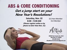 Abs & Core Conditioning