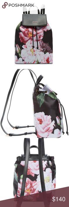 49 Best Floral Backpack Images