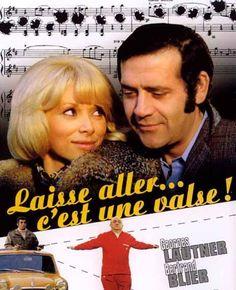 Mireille Darc et Jean Yanne, une florissante filmographie . Bertrand Blier, France Bleu, Cinema, French Classic, Classic Movies, Good Movies, I Movie, Showgirls, Poster